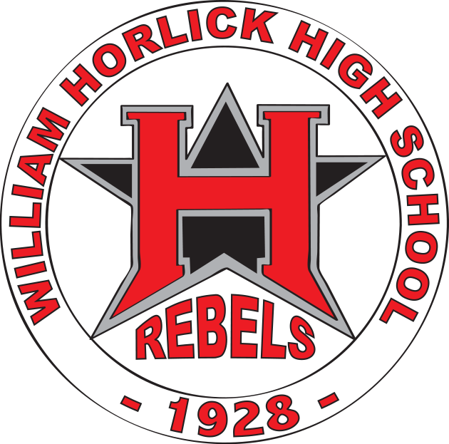 Racine Horlick High School logo
