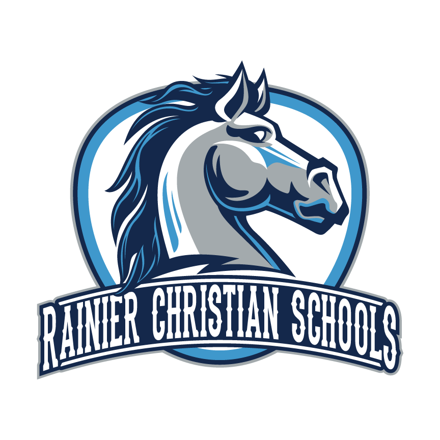 Rainier Christian High School  logo