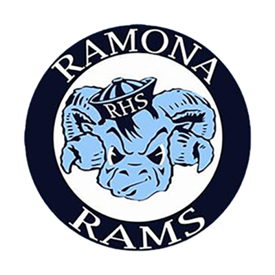 Ramona High School - Riverside logo