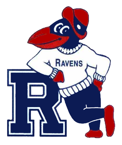 Ravenna High School logo
