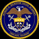 Rickover Naval Academy logo
