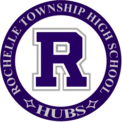 Rochelle Township High School logo