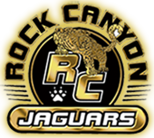 Rock Canyon High School logo