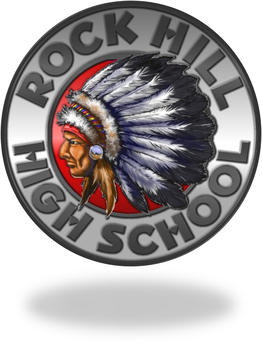 Rock Hill High School logo