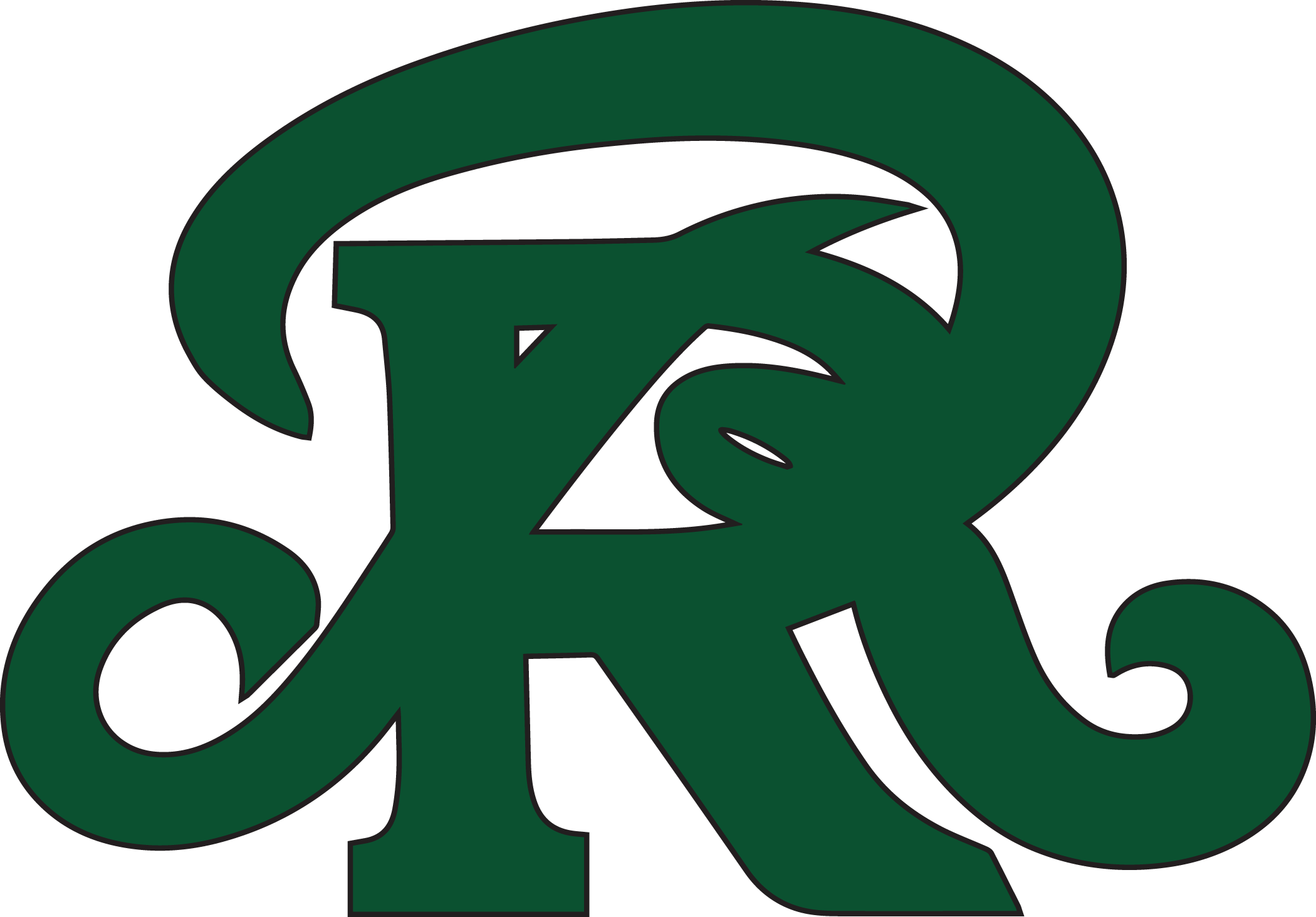 Ronald Reagan High School logo