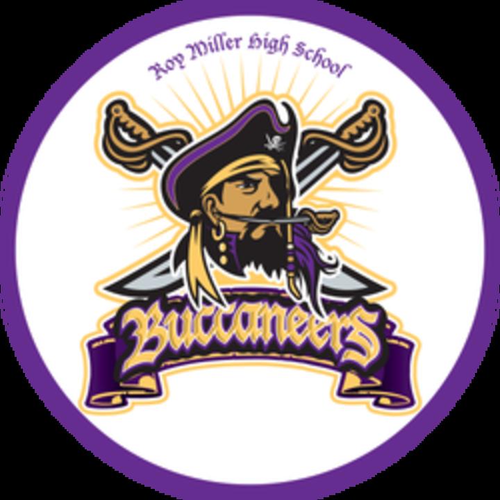 Roy Miller High School logo