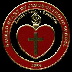 Sacred Heart of Jesus Catholic School logo