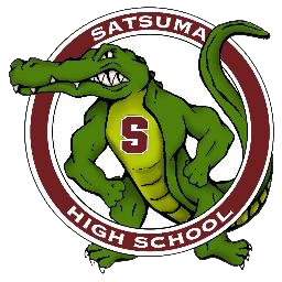 Satsuma High School logo