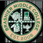 Brashier Middle College High School logo