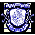 Cross High School logo