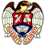 Garrett High School logo