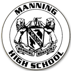 Manning High School logo