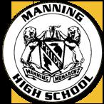Manning High School logo