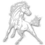 Midland Valley High School logo