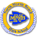 North Myrtle Beach High School logo