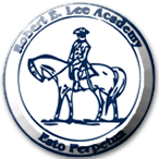 Robert E Lee Academy logo