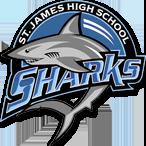 St. James High School logo