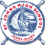 St. John's High School logo