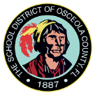 Osceola County School District logo