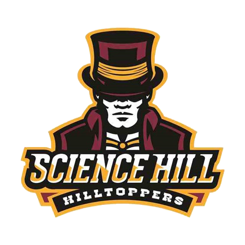 Science Hill High School logo