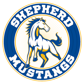 Shepherd High School logo
