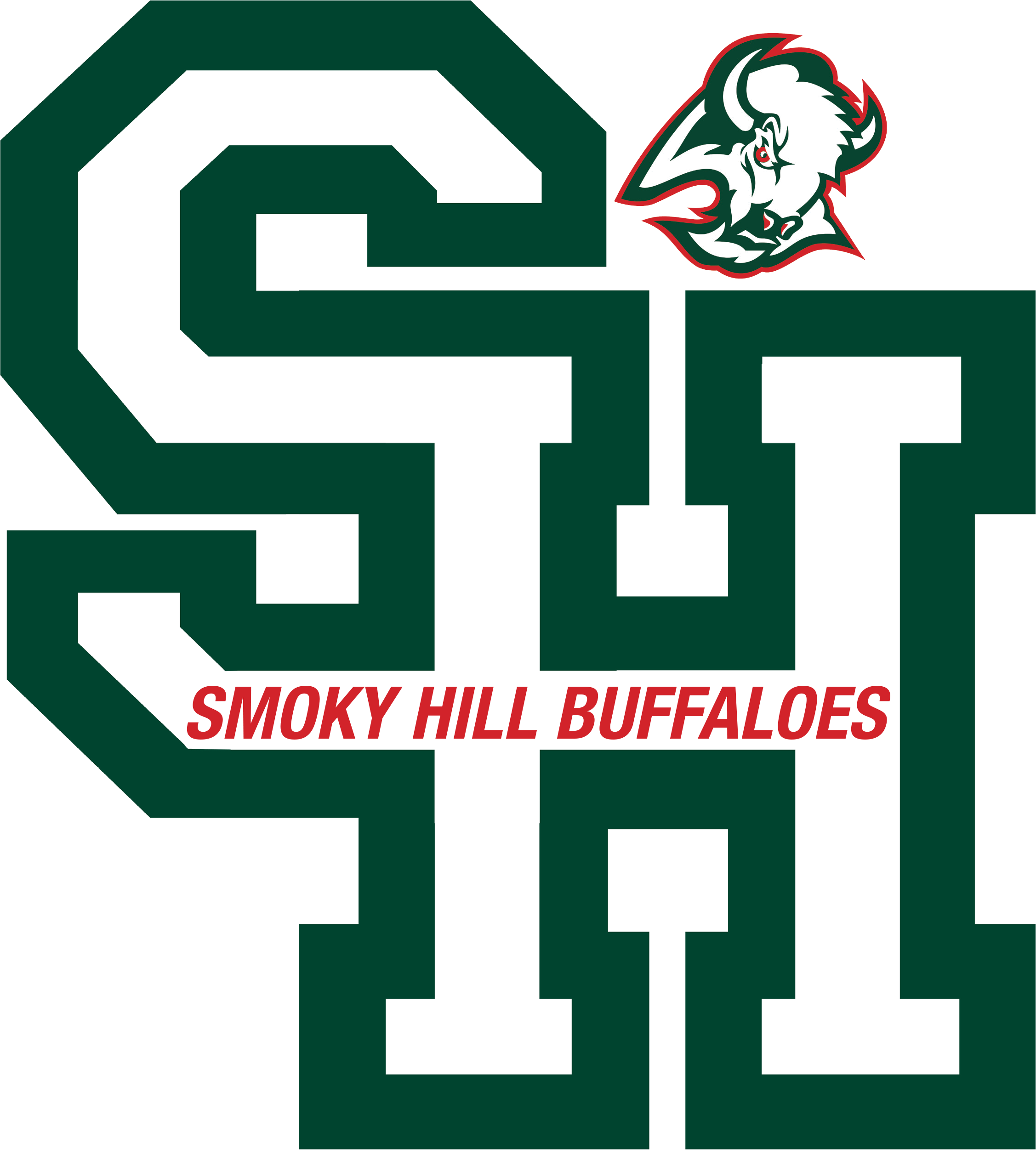 Smoky Hill High School logo