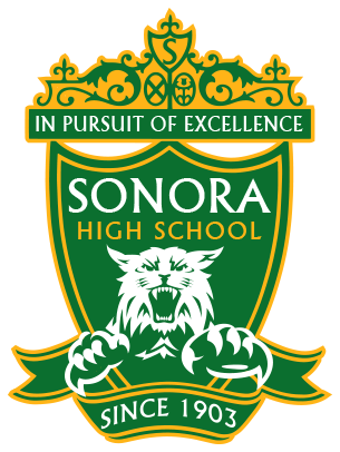 Sonora High School logo