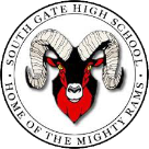 South Gate High School logo