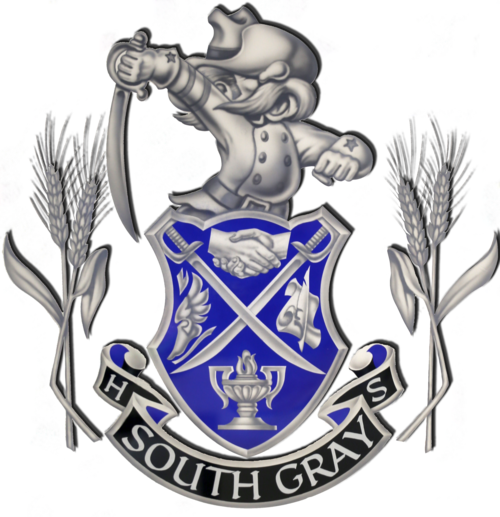 South Gray High School  logo