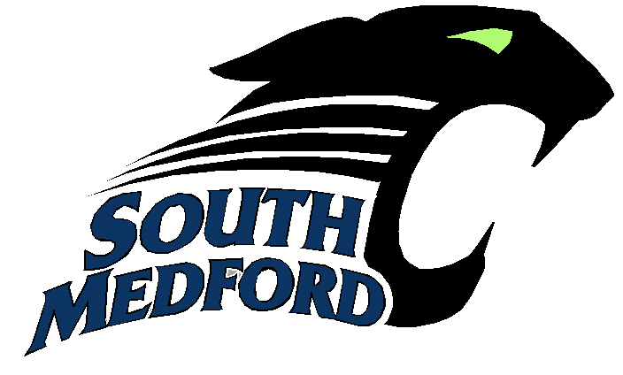 South Medford High School logo