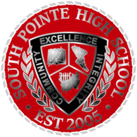 South Pointe High School logo