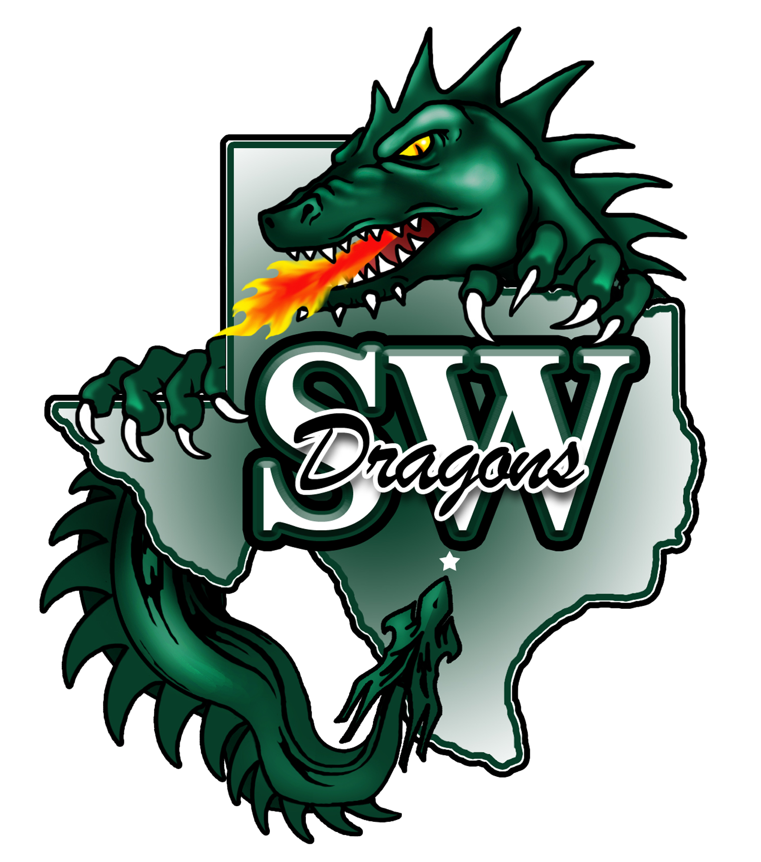 Southwest High School - San Antonio   logo