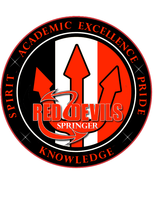 Springer High School logo