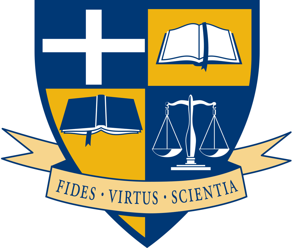 St. David's High School logo