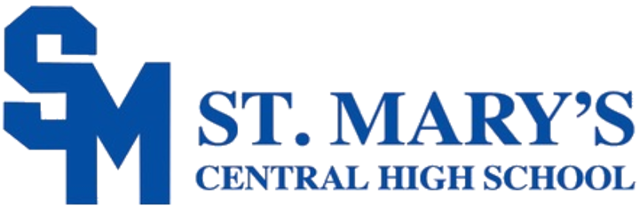 St. Mary's Central High School logo