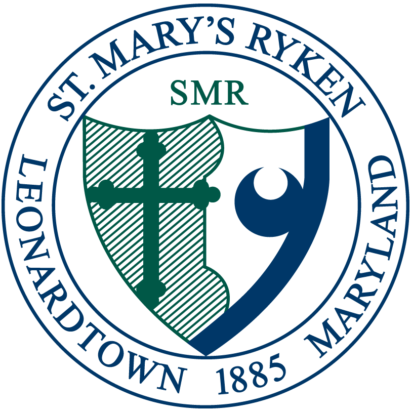 St. Mary's Ryken High School logo