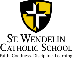 St. Wendelin High School logo