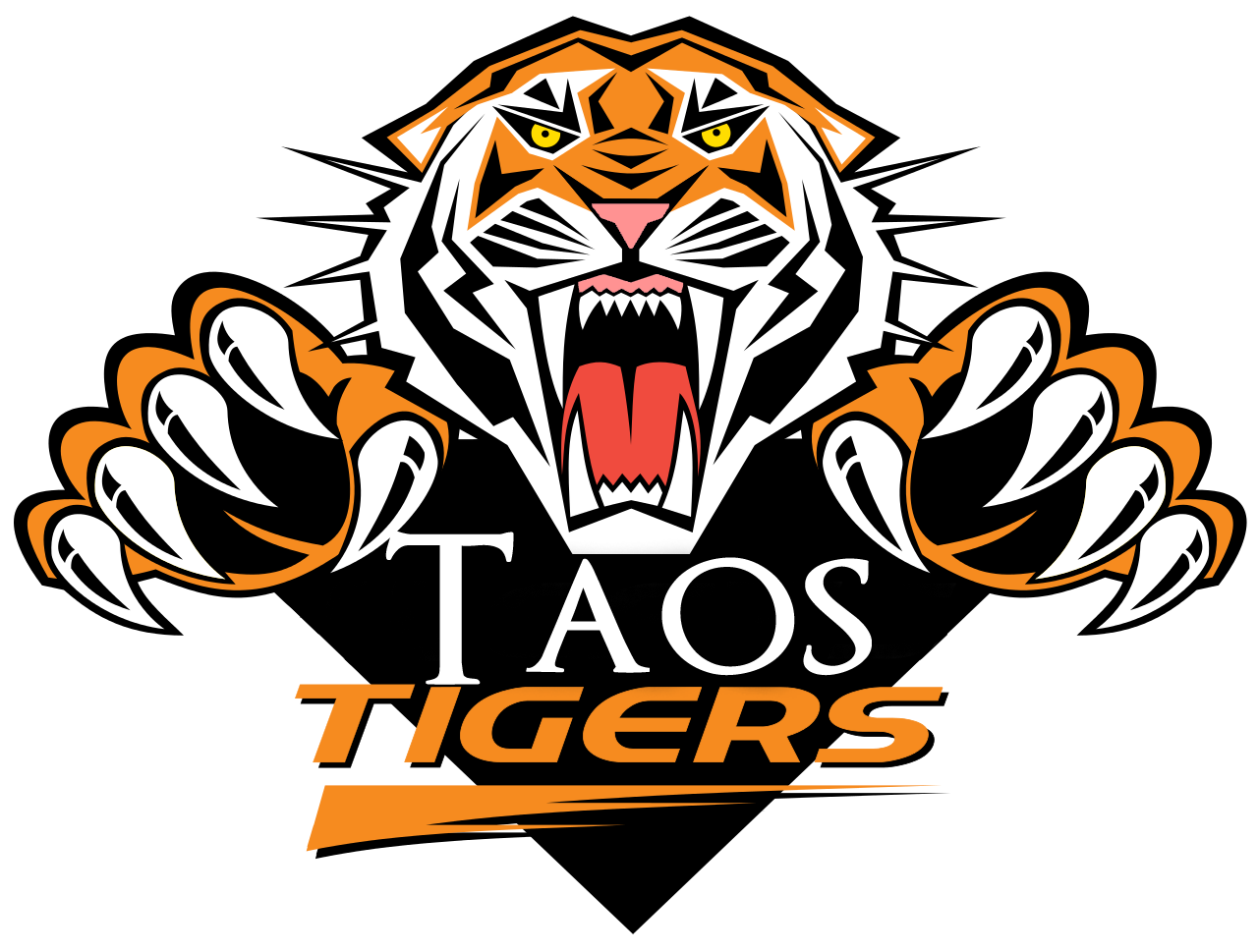 Taos High School logo