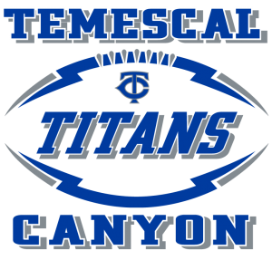 Temescal Canyon High School logo