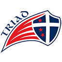 The Triad School logo