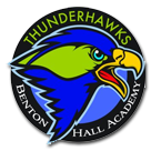 Benton Hall Academy logo