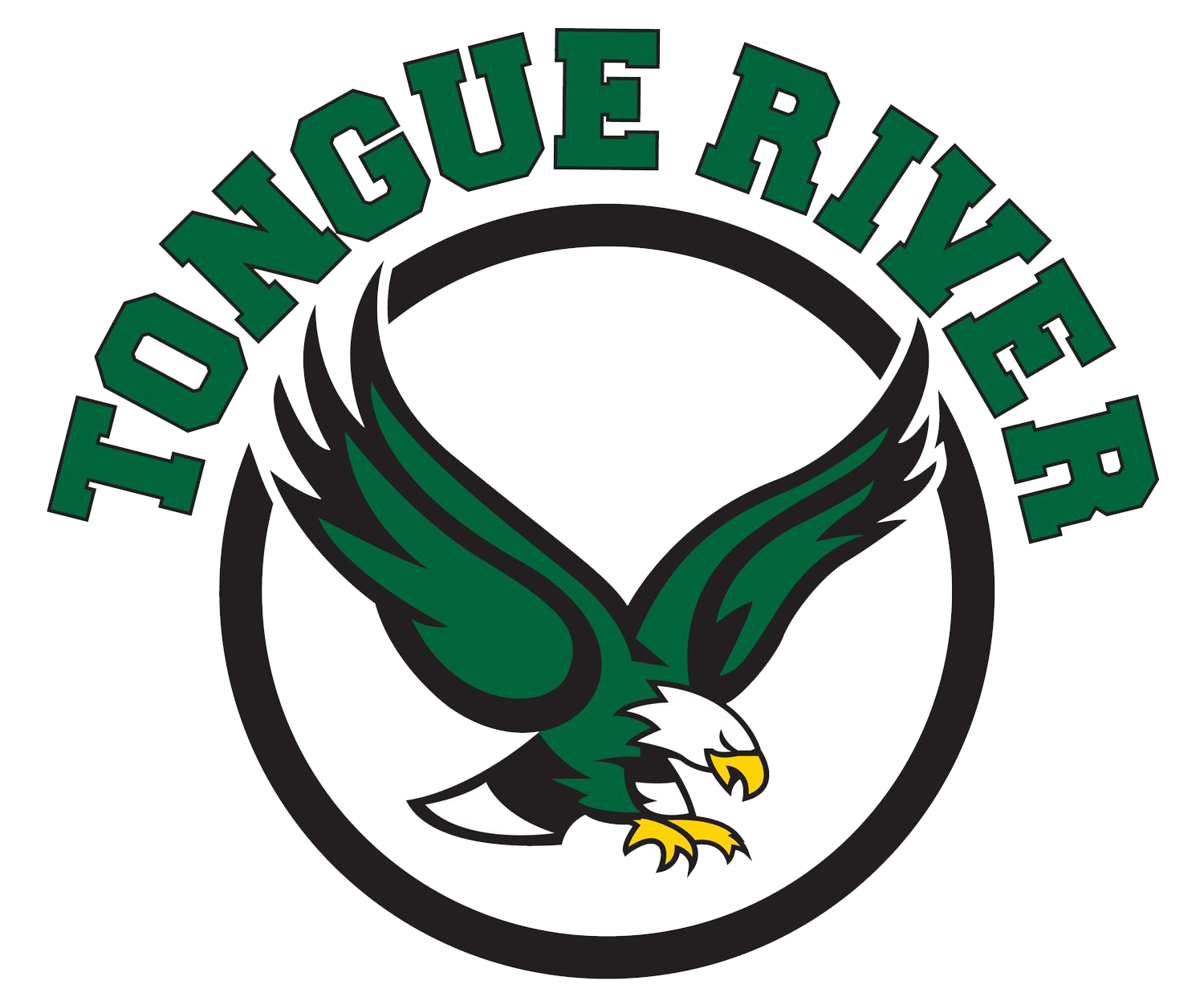 Tongue River High School logo