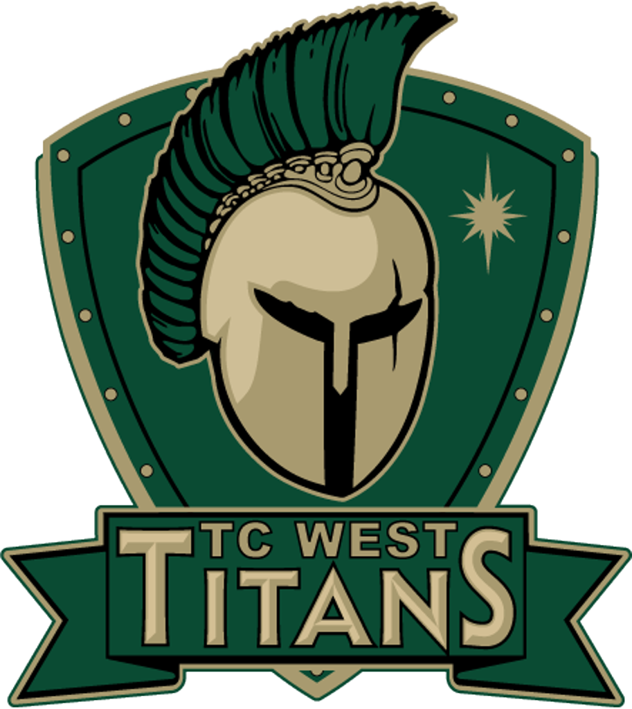 Traverse City West High School logo