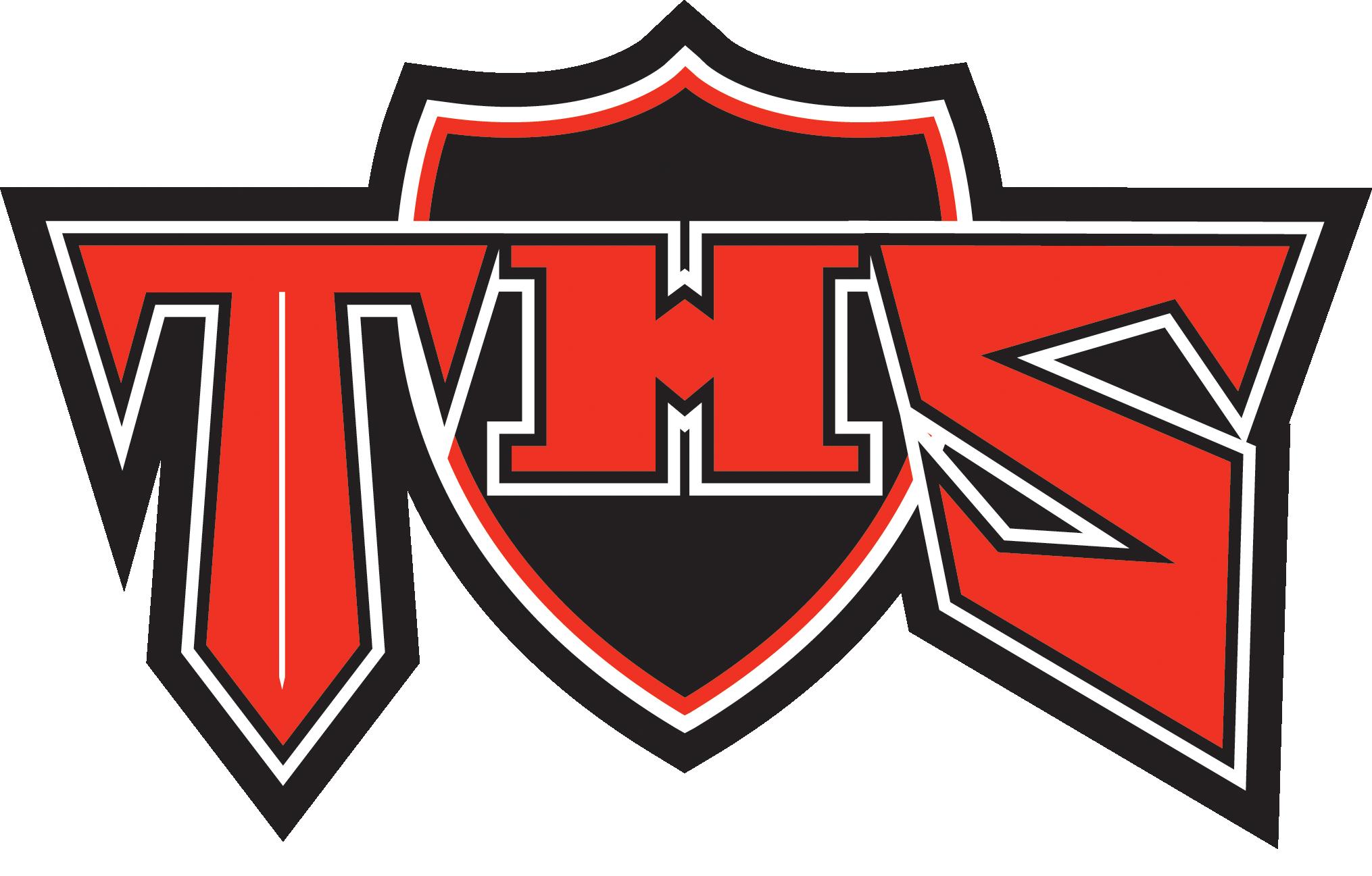 Triad High School logo