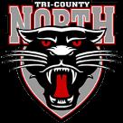 Tri-County North High School logo