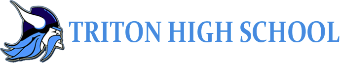 Triton Regional High School logo