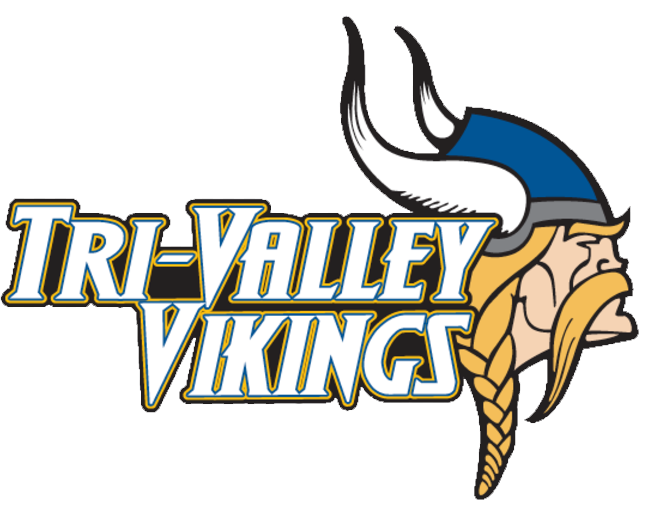 Tri-Valley High School logo