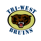 Tri-West Hendricks High School logo