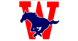 Tulare Western High School logo