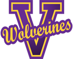 Vian High School  logo